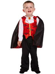 age 2 3 toddler halloween costume vampire skeleton fancy dress