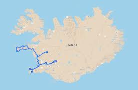 Iceland On Map Iceland Break Nordika Travel