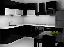 cuisine noir cuisine et moderne 15 idées pour vous réconcilier avec le noir