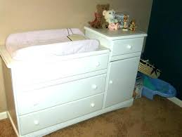 dresser with removable changing table top changing table topper for dresser baby pad home design ideas