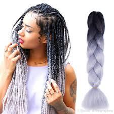 how much do crochet braids cost kanekalon ombre braiding hair synthetic crochet braids twist