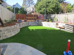 backyard landscaping private sports yard in the sunset one of the