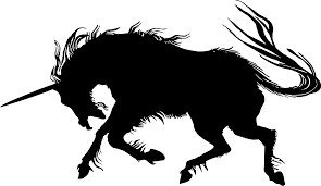 witch silhouette clipart unicorn silhouette clipart clipartxtras