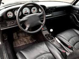 porsche carrera interior porsche 911 carrera 4s 993 specs 1995 1996 1997 1998