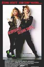 Seeking Genre Get Into The Groove Desperately Seeking Susan And Genre Revision