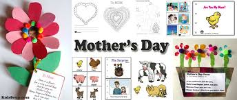 mother s preschool mother s day crafts activities games and rhymes kidssoup