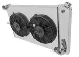 1972 corvette radiator 1969 1972 corvette radiator aluminum fan shroud fans relay kit