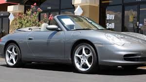 2002 porsche 911 convertible for sale 2002 porsche 911 996 c2 cabriolet