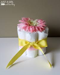 Centerpieces For Baby Shower by Sweet And Simple Baby Shower Centerpieces Just A And Her Blog