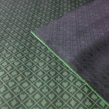 poker table speed cloth ft 04 two tone poker table speed cloth new design black and green