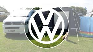 California Awning Rail Vw T5 Camping Awning Youtube