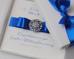 45th wedding anniversary 45th anniversary etsy