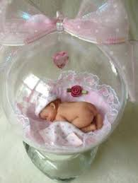 polymer clay ornaments baby s