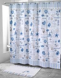 Coastal Shower Curtains Coastal Shower Curtains Avanti Linens