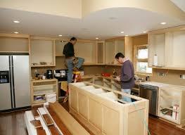 kitchen contractors island kitchen renovation companies installing a kitchen island kitchen