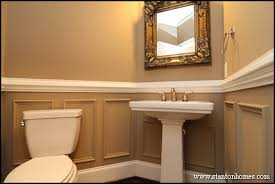bathroom molding ideas 5 top bathroom wainscoting ideas