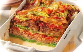 cuisiner le chou frisé recette fausses lasagnes au chou frisé 750g