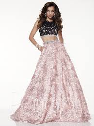 panoply 14826 two tone two piece ball gown rissyroos com
