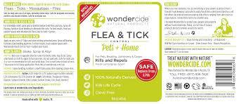 natural flea tick u0026 mosquito control for dogs cats u0026 home evolv