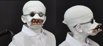 neomek goes mad scientist this halloween with 3d printed dr