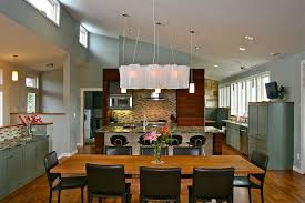 wood slab wall dining room contemporary with wood slab wall