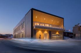 bureau architecte qu饕ec mardis verts sur les bureaux de stgm architectes voir vert le