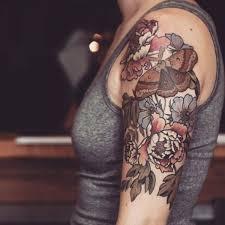 65 eye catching brown ink tattoo designs brown ink tattoos