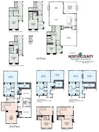 westerly at rancho tesoro new home floor plans north county new