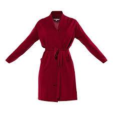robe de chambre homme cachemire laurence tavernier kimono femme douceur cachemire grenat m miss addict