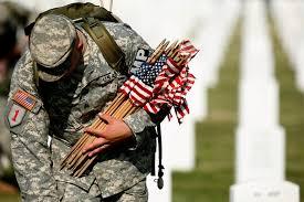 Us Military Flags Usa Memorial Day Arlington National Cemetery Memorial Day
