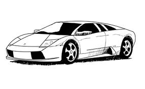 lamborghini car drawing how to draw a lamborghini sketchbook challenge 19