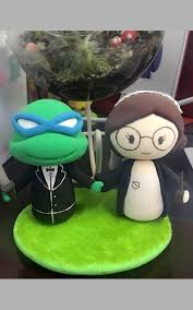 tmnt cake topper animal cake toppers custom wedding cake toppers