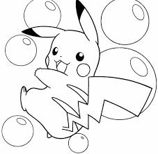 pokemon pikachu coloring pages 1 piirustuskuvia pinterest