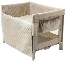 Cribs That Attach To Side Of Bed Baby Crib That Attaches To Bed Shadowsofreality Info