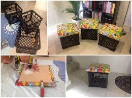 Ottoman Ideas Diy Pallet Ottoman Ideas Cool Diy Storage Ottoman Cube With Best