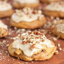 maple frosting cookies with maple glaze 2teaspoons