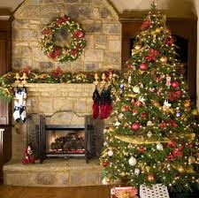 Pics Of Decorated Christmas Trees Home Decor Christmas Gift Ideas Homes Photo Gallery