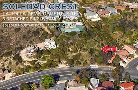 La Jolla Map 5400 5408 Soledad Mtn San Diego Ca 92037 Mls 160036691 Redfin