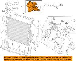 jaguar oem 03 08 s type engine coolant recovery tank c2c41899 ebay