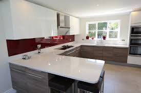 spritzschutz küche küchenrückwand frontglas gmbh glasdesign