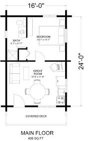 16 x 24 floor plans cabin home pattern 1426 best basement apartment images on small house plans