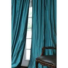 Teal Taffeta Curtains Awesome Teal Taffeta Curtains Designs With Teal Taffeta Curtains