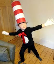 world book day the cat in the hat children u0027s fancy dress makes