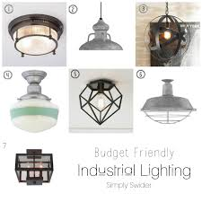 Kitchen Lighting Flush Mount Lighting Design Ideas Ceiling Lights Flush Mount Industrial
