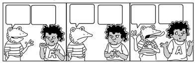 makebeliefscomix for esol comic strip starters
