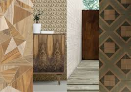 3 dimensional wood wall trendy tiles the top ten ceramic finishes for 2017 builder