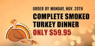turkey dinner to go order turkey dinners to go tj ribs bbq