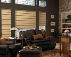 modern fabric window shades with