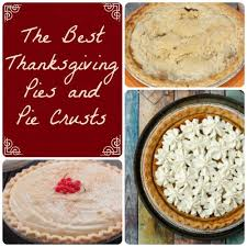 11 family favorite thanksgiving pies and pie crust recipes