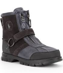 s boots polo ralph s conquest iii rugged boots polo ralph